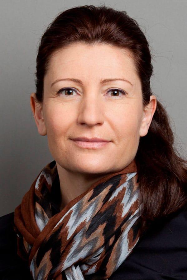 Portraitbild von Alexia Böniger