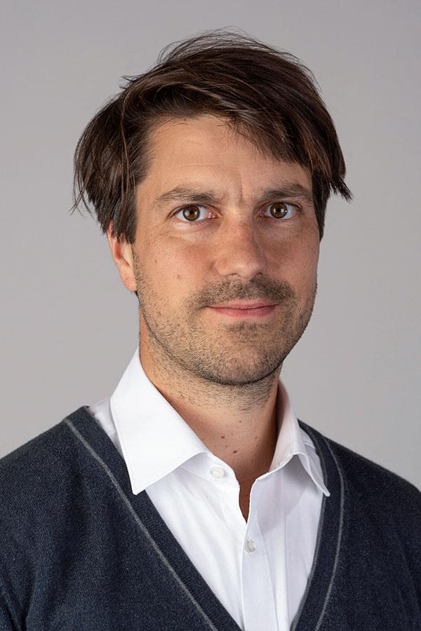 Portrait von Christian Müller