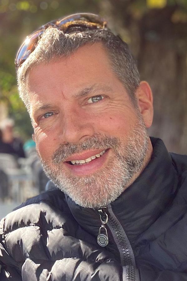 Portrait von Dieter Guggenheim
