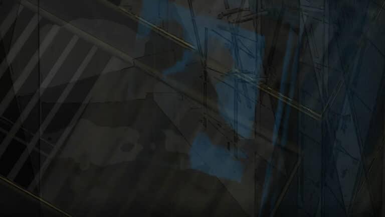 Dunkles grafisches Bild für Hörspiel Teaser