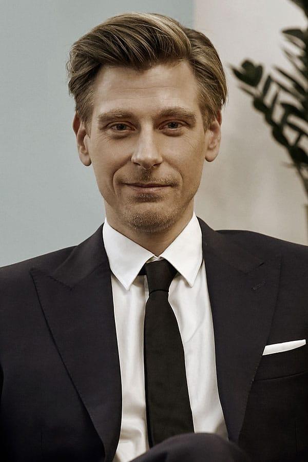 Portrait von Marc Leuzinger