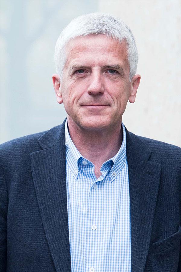 Portrait von Matthias Mölleney
